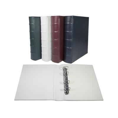 Альбом вертикальный (Элит), без листов. Изготовлен из натуральной кожи, ватирован, цельный.
