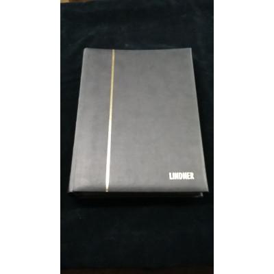 Альбом для марок. А4. 57 страниц. Lindner.