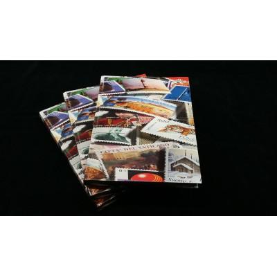 Альбомы для марок. А4. 32 страницы. Lindner.