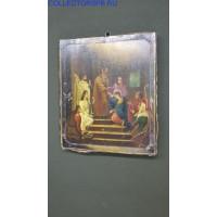 """Икона """"Вхождение во храм"""". Размер: 30 х 35 см."""