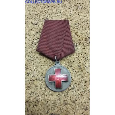 Медаль Русско-японская война 1904-05 гг. Серебро. Копия.