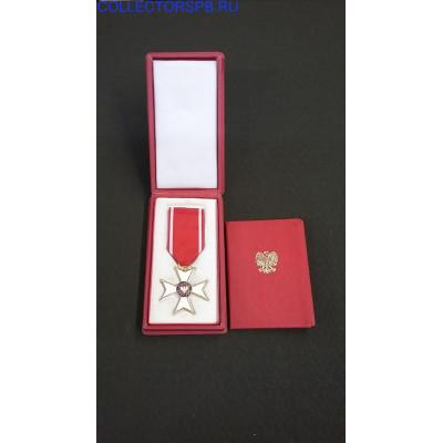 Кавалерский (рыцарский) крест. Орден Возрождения Польши.