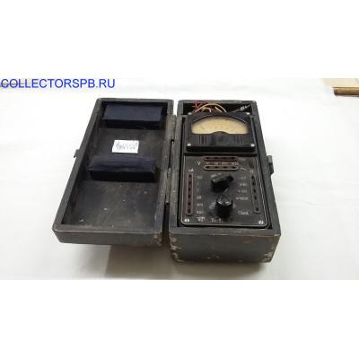 Прибор. Тестер Тт-1. 1955. Паспорт, аттестат, инструкция.