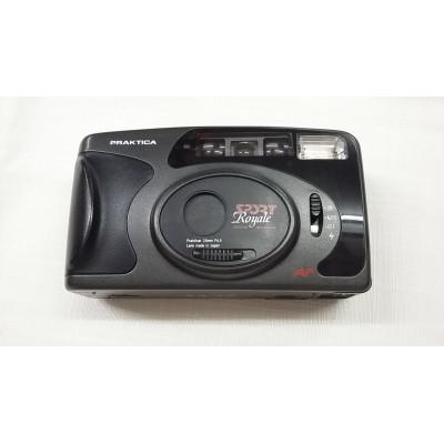 Фотоаппарат. Япония. Praktica. Sport Royale. 35 mm. F4,5. В чехле