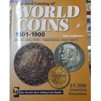 Каталог монет мира Краузе. Период 1801 - 1900.