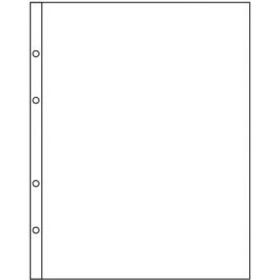 Лист (10 шт.) для бон, бумажных документов 200х250 мм на 1 бону 180х248 мм